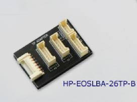 Basetta multi-adapter HP-EOSLBA-26TP-B (solo basetta senza cavo di connessione al bilanciatore)