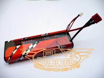 Pacco A123 RACING  Li-Ion 2200 mA 6,6 V - 2s2p  - 30 C CONTINUI