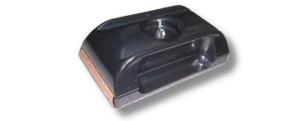 Tampone Abrasivo con chiusura a galletto. 120x70mm