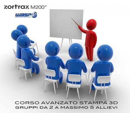 3DPrototyping - Corso Avanzato  Stampa 3D - GRUPPO 2/5 ISCRITTI