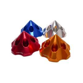 Ogiva 3D Large per 3W157, DA150, 3W85(New), EVO 80/150  - RED