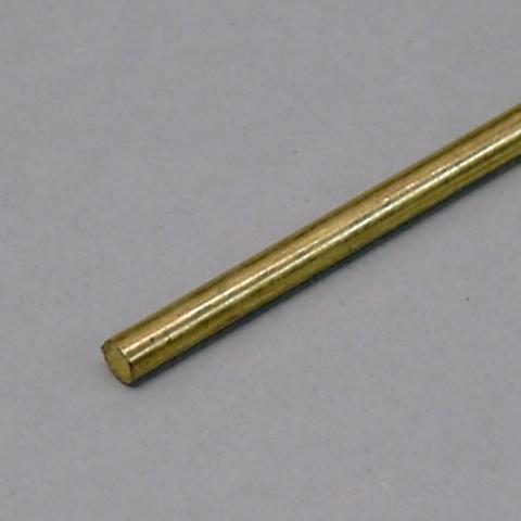 Ottone - Tondino mm. 0.5 x 1000
