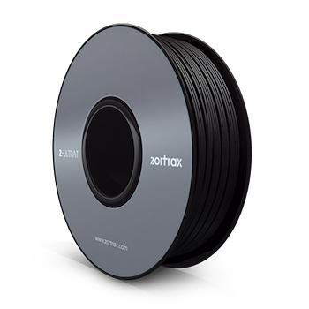ZORTRAX - Bobina Filamento Z-ULTRAT -  Pure Black