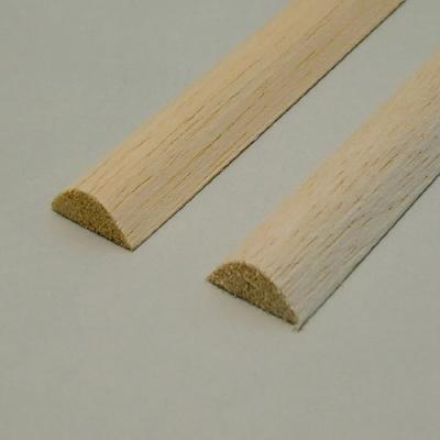 Balsa - Bordo di Entrata Simmetrico mm. 10 x 20 x 1000