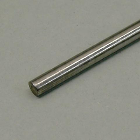 Acciaio Armonico - Tondino mm.  1.2 x 1000