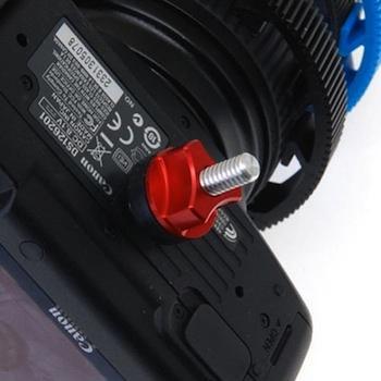 Vite di fissaggio telecamera in alluminio  - RED