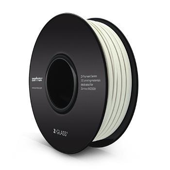 ZORTRAX - Bobina Filamento Z-GLASS -  Trasparente