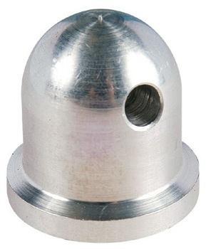 Ogiva alluminio  ø 24x25 M7x1