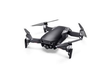 DJI - MAVIC AIR Fly More Combo Onyx Black