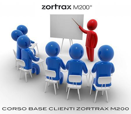 3DPrototyping - Corso Base Cliente Zortrax M200