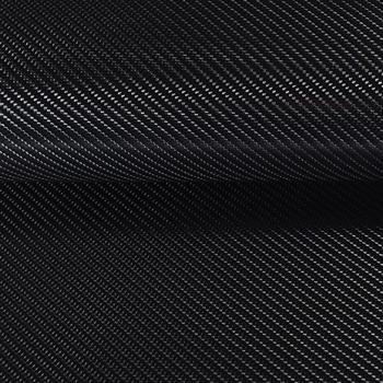 Pellicola adesiva 4D finto carbonio antigraffio 152cm (Black)