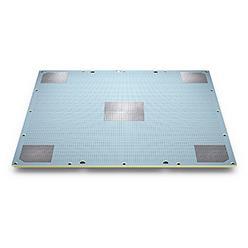 ZORTRAX - Piatto di stampa perforato  V2