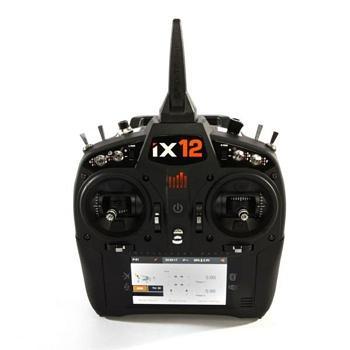 Spektrum -  iX12 solo TX - MODE 1-2-3-4