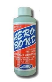 Adesivo per contatto Aero-Bond - 150 ml.