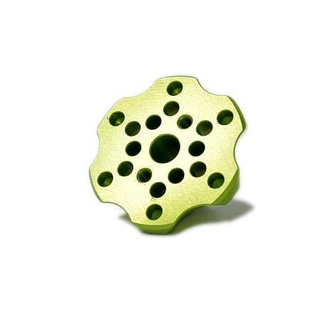 Ogiva 3D Medium per DA100, DL100, 3W100, DA85, MVVS58, 3W55, 3W50, EVO58  - GREEN