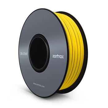 ZORTRAX - Bobina Filamento Z-ULTRAT -  Yellow