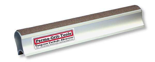 Tampone Abrasivo 280 x 51mm lato interno ed esterno Grana GROSSA (circa 180)