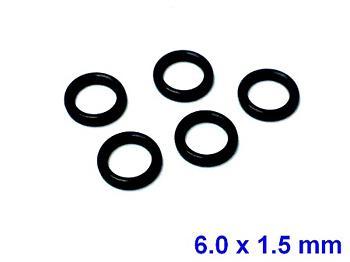 O-ring 6.0x1,5 per valvole aria