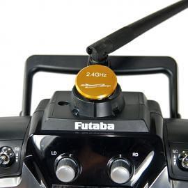 Tappo copri foro antenna V1 per TX FUTABA  e JR - GOLD