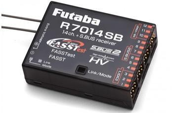 FUTABA - Ricevente R7014SB  2.4 GHZ - 14 CH