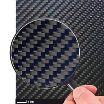 R&G - Lastra di carbonio L550mm x W350mm spessore 2,0 mm