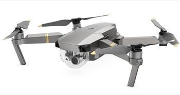 DJI - MAVIC PRO Platinum Drone Fly More Combo