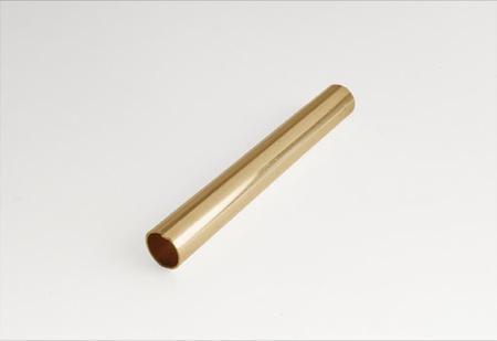 Ottone - Tubo Sezione Tonda mm.  4.0 x  2.6 x 1000