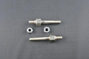 Perno per ruota d.M5 confezione 2 pz.