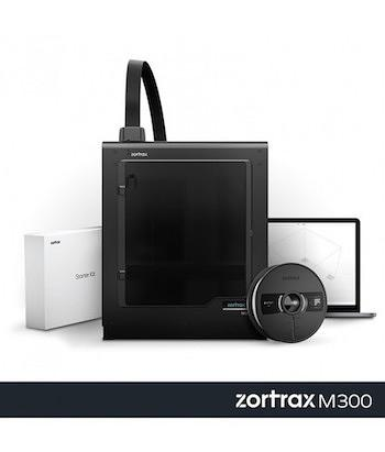 ZORTRAX - Stampante M300 Plug-and-Play