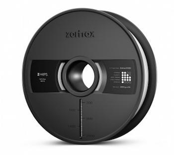 ZORTRAX - Bobina Filamento Z-HIPS - Grey per M300
