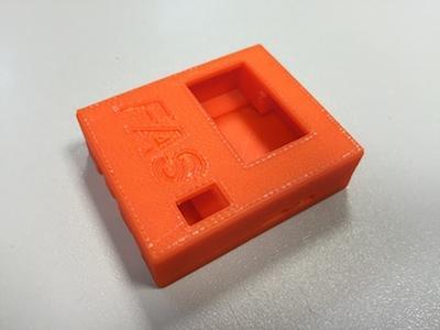 3DPrototyping - Case per  FAS BASIC 35 per montaggio in esterno.