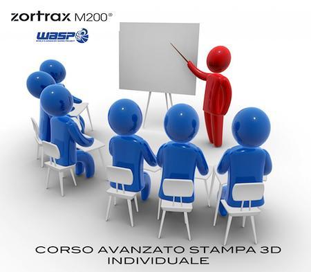 3DPrototyping - Corso Avanzato  Stampa 3D INDIVIDUALE