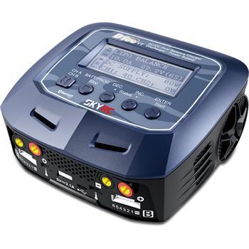 SkyRC - Caricabatterie D 100  V2 AC/DC