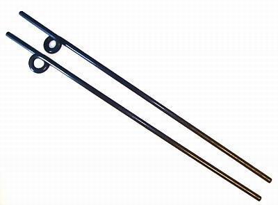 Gamba carrello principale ø 3,96 mm