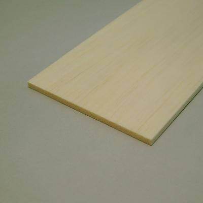 Balsa - Tavoletta mm.  1.5 x 100 x 1000