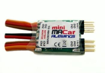 MiniMACar 4ch Lipo 7.4V