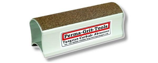Tampone Abrasivo140 x 51mm lato interno ed esterno Grana GROSSA